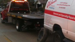 dallas towing service 24 hr car tow DDT