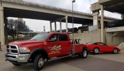 parking garage towing dallas