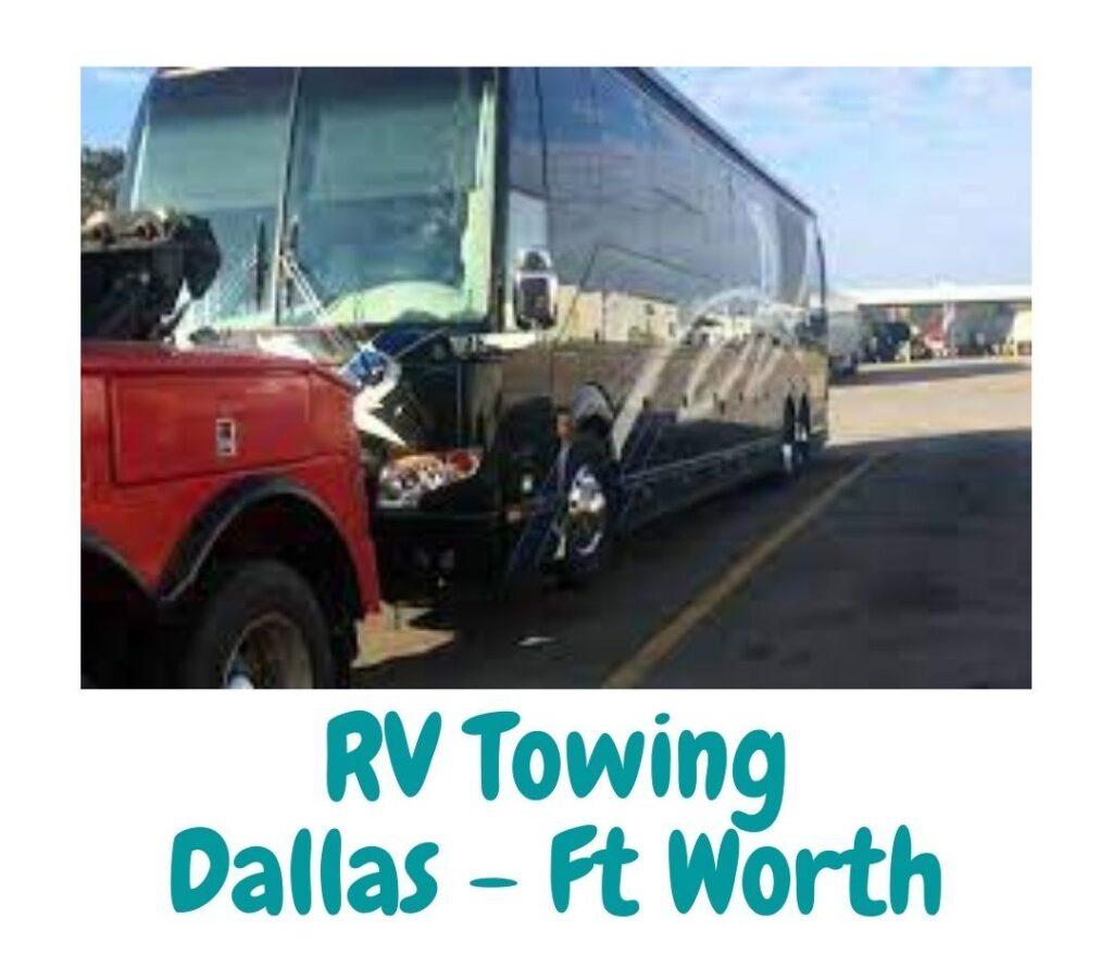 emergency rv towing dallas fort worth